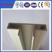 Buy cheap Great! Extruded Anodized Aluminum profiles, Aluminium aircraft construction factory price product
