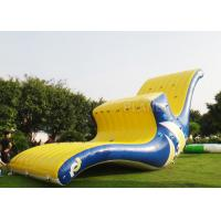 Buy cheap PVC Inflatable Water Games 12 X 4 X 3 M Floating Totter Toys Digital Printing product