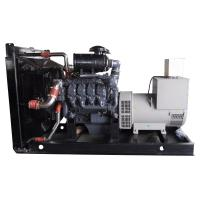 Buy cheap Open Diesel Generating Set Deutz With Stamford Standby Power 253kva/202kw 400v 50hz product