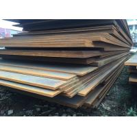 Buy cheap SS400 SS450 Hot Rolled Mild Steel Sheet For Cutting / Bending / Drilling Hole Processing product