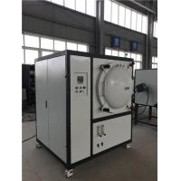 Buy cheap Vacuum Pressure 30Pa Vacuum Box Furnace 380V Valtage 1300℃ Max With Safety Protection product