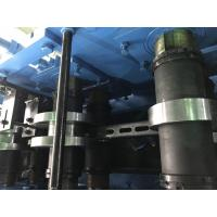 Quality Guiderail Roll Forming Machine Cassette Type / Gcr15 Roll Forming Equipment for sale