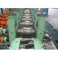 Buy cheap 75KW Straight Seam Welded Stainless Steel Tube Mill VZH-32 0.5 - 1.75 mm For Gas Pipes product