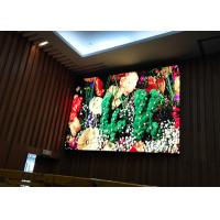 Buy cheap Full Color Indoor Fixed LED Display / LED Panel for Concert  / TV Station product