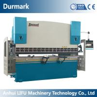 Buy cheap 3+1 axis WE67K-160T/3200mm cnc press brake with hydraulic compensation product