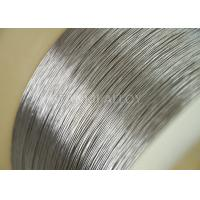 Buy cheap Type K Chromel / Alumel Thermocouple Stranded Wire 7*0.2mm With First Class product
