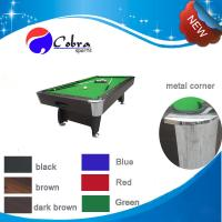 China Home Used American Style 8ft Billiard Table on sale