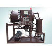 Buy cheap PLC Automatic Control Fuel Oil Purifier Pure Physical Without Heating System product