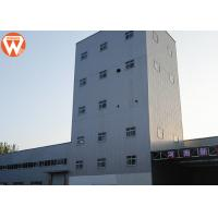 Quality Strongwin Design 20T/H Poultry Animal Feed Manufacturing Process Equipment for sale