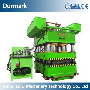 Buy cheap DHP-2000T metal door press machine, door shape making machine product