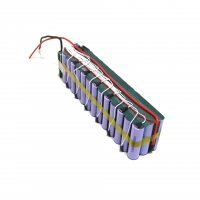 Buy cheap Custom 10Ah 48V Rechargeable Lithium Battery Packs For Electric Scooter from wholesalers