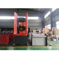 Quality Computer Controlled Servo Hydraulic Universal Testing Machine 100 Ton UTM Equipment for sale