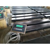 Buy cheap Weigh Beam 1T 2T 3T Load Bar Scale Mild Steel / Stainless Steel Materials product
