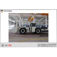 Buy cheap Easy Operation Electrical Underground Mining Loader 5-10T Capacity product