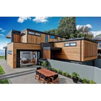 Buy cheap Quick Installation Prefab Villa 0.75mm / 0.95mm / 1.15mm Steel Frame With Zinc Coating product