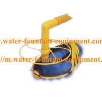 Buy cheap 10 Meters Hose Swimming Pool Cleaning Equipment , Automatic Small Robot Pool Cleaner product