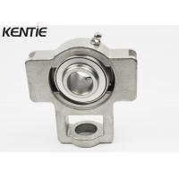 Buy cheap Industrial Mechanical Stainless Steel Pillow Block Roller Bearings SUCT204 product