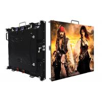 Buy cheap Super High Contrast Outdoor Led Screen Hire IP65 Black Lamp Full Color 1r1g1b P3.91 product