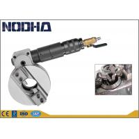 Buy cheap Automatic Cold Cutting Machine , Pipe Bevel Cutter 30-120r/Min Speed product