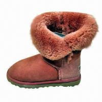 Buy cheap 2013 Nice Classic Women's Snow/Winter Boots, Good-quality Sheepskin, Customized Colors are Accepted product
