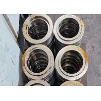 Buy cheap Flange Mining Rock Crusher , Stone Crusher Spare Parts Wooden Box Packaging product