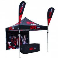 Buy cheap Folding Cheap Event Commercial Waterproof 10 x 10 Ez Up Custom Aluminum Beach from wholesalers