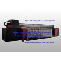 Buy cheap UV Roll To Roll Printer 3.2m Wide Format Printing Equipment With GEN5 Print Heads product