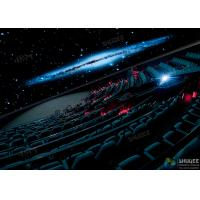 Buy cheap 2020 Hot Sale Arc Screen 4D Movie Theater , 360 Degree 4D Cinema Equipment from wholesalers