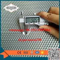 Buy cheap fish mouth perforated aluminum metal / perforated metal sheet alibaba product