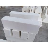 Buy cheap Ultra Purity Refractory Sintered Corundum Bricks for Steel / Electronics and Petrochemical Furnaces from wholesalers