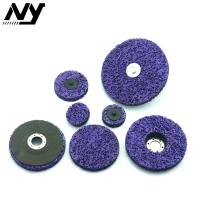 Buy cheap Roll Lock Angle Grinder Attachments For Removing Paint 2 Inch 50MM  Quick Changing product