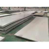 China Hot Rolled 316L Stainless Steel Plate 10mm 8mm 6mm Thickness on sale