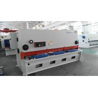 Buy cheap Stainless Steel Blade 16mm Thickness Guillotine Shear Machine for Sheet Cutting product