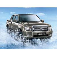 Buy cheap Gasoline Engine Double Cabin 4x4 Pickup Truck Left Hand Driving Euro IV Standard product