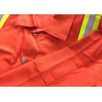 Buy cheap Custom Fire Resistant Clothing Workers Portable Multi Color Optional product