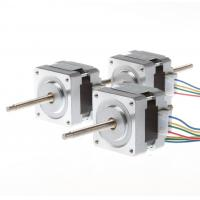 Buy cheap NEMA14 Stepping Motor, 1.8° step angle stepper motor, 2-Phase Stepper Motors product