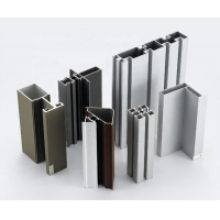 Buy cheap decorative 0.7mm aluminium profile accessories for windows and doors product