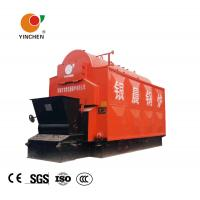 Buy cheap Coal Fired Chain Grate Stoker Boiler 184-194 ℃ Steam Temperature Customized product
