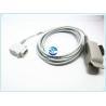 Buy cheap Criticare / CSI FingerSpo2 Sensor , Medical 5 Pin Oxygen Sensor Finger Clips product