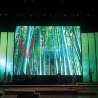 Buy cheap High Refresh Rate P4 Stage Led Video Wall With 160º Wide Viewing Angle from wholesalers