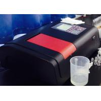 Buy cheap Chroma double beam uv visible spectrophotometer Atmosphere high reliability product