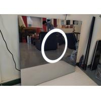 Buy cheap Unique Wall Mirror Led Tv Polished Scratch Resistance For Salon Station product