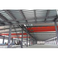 Buy cheap High Strength Steel Building Workshop , Multi Storey Pre Built Steel Buildings product