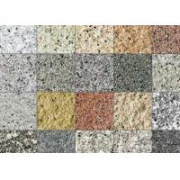 Custom Waterborne Granite Stone Spray Paint Weather Resistance Batch Construction