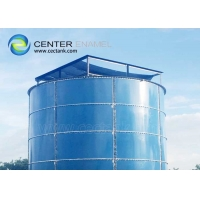 Buy cheap Glass Lined Steel Continuous Stirred Tank Reactors (CSTRs) For Industrial Biogas Plants And Waste Water Treatment Plant product