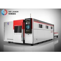Buy cheap Aluminum Copper Silver High Power Laser Cutting Machine / Fiber Laser Cutting Machine from wholesalers