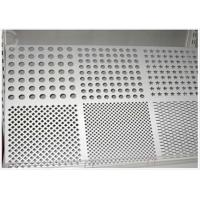 Buy cheap Round Hole Perforated Aluminum Plate, 3003 H14 Aluminum Sheet With Holes product
