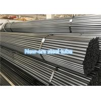 Buy cheap Erw Carbon / Alloy Welded Steel Pipe Round Shape For Mechanical Engineering product