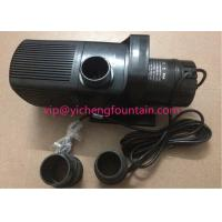 Buy cheap Plastic Garden Fountain Pumps AC110 - 240V Small Submersible Pump With Plug CE product