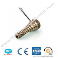 Buy cheap Hot Runner Brass Tube Electric Coil Heaters with Thermocouple from wholesalers